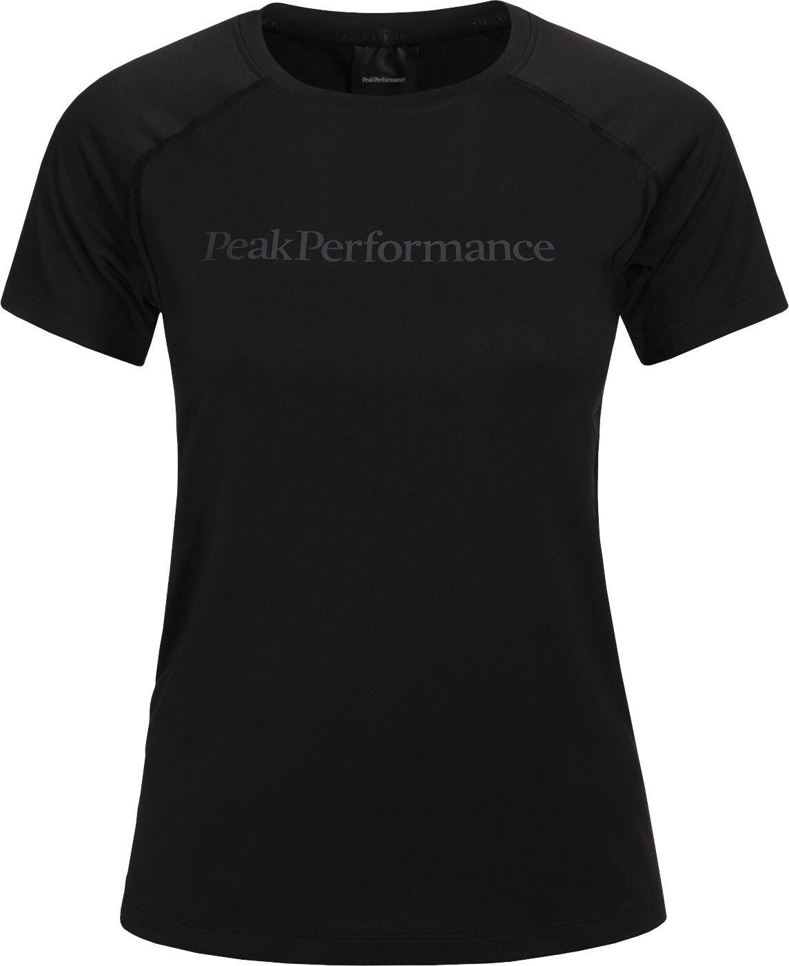 4a50262727f Peak Performance Gallos Co2 - T-shirt manches courtes Femme - noir ...